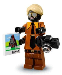 71019 LEGO Minifigures Ninjago Movie Flashback Garmadon