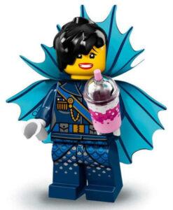 71019 LEGO Minifigures Ninjago Movie Shark Army General #1