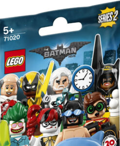 71020 LEGO Minifigures Batman Movie Series 2