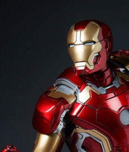 Age of Ultron Iron Man Mark XLIII Maquette