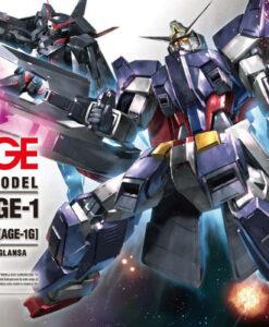 HG Gundam AGE-1 Full Glansa AGE-1G