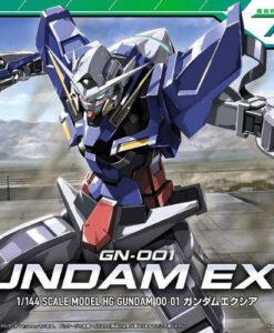 High Grade Gundam 00 GN-001 Gundam Exia