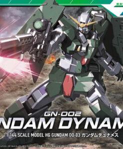 High Grade Gundam 00 GN-002 Gundam Dynames