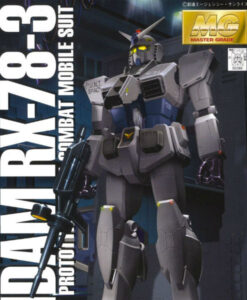 Master Grade Gundam RX-78-3