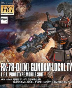 Origin Gundam Local Type North America