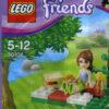 30108 LEGO Friends Polybag Summer Picnic