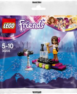 30205 LEGO Friends Polybag Pop Star Red Carpet