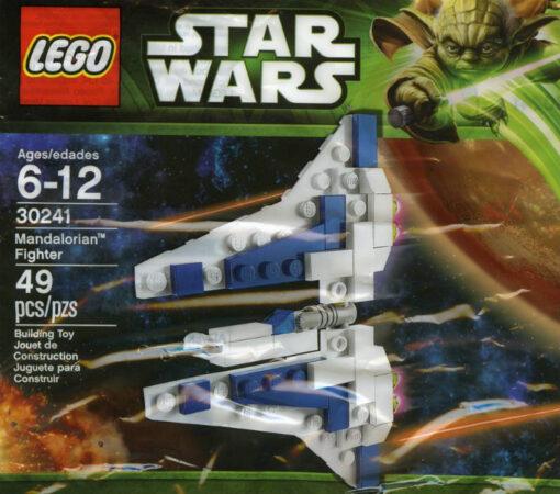 30241 LEGO Star Wars Polybag Mandalorian Fighter