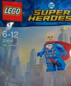 30614 LEGO DC Super Heroes Polybag Lex Luthor