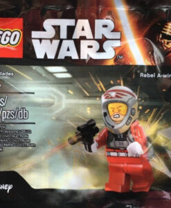5004408 LEGO Star Wars Polybag Rebel A-wing Pilot