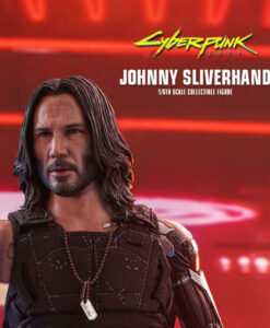 Cyberpunk 2077 Johnny Silverhand Sixth Scale Figure VGM
