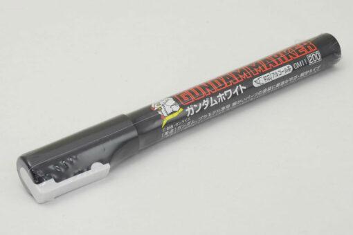 Gundam Marker GM11 Felt Tip White