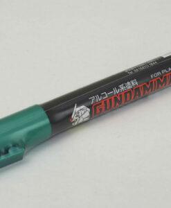 Gundam Marker GM18 Felt Tip Metallic Green
