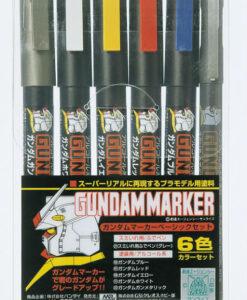 Gundam Marker GMS-105 Basic Color Set