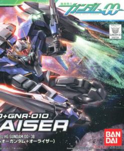 High Grade Gundam 00 Raiser Designer Color