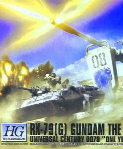 High Grade U.C. Hard Graph RX-79[G] The Ground War Set