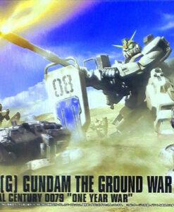 High Grade U.C. Hard Graph RX-79[G] The Ground War Set