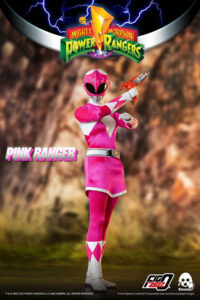 Power Rangers Pink Ranger Sixth Scale Figure