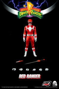 Power Rangers Red Ranger Sixth Scale Figure