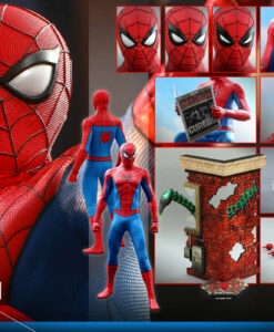 Spider-Man Classic Suit Sixth Scale Figure VGM