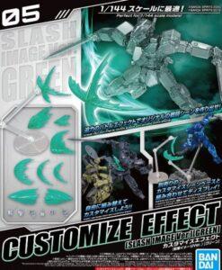 30MM Customize Effect 05 Slash Image Green