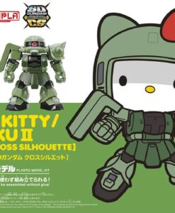 Hello Kitty Zaku II SD