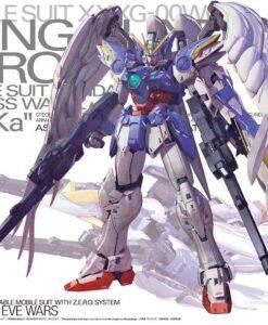 Master Grade Wing Gundam Zero EW Ver.Ka