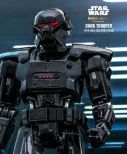 The Mandalorian Dark Trooper Sixth Scale Figure TMS