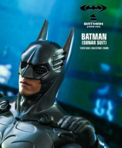 Batman Forever Sonar Suit Sixth Scale Figure MMS