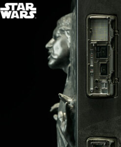 Star Wars Han Solo in Carbonite Sixth Scale Figure