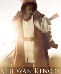 Star Wars Mythos Obi-Wan Kenobi Action Figure