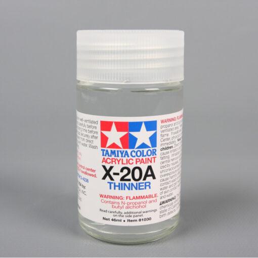 Tamiya 81030 Acryl Poly Thinner X-20A