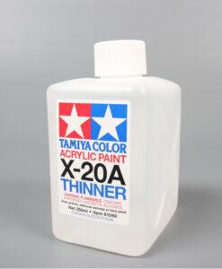 Tamiya 81040 Acryl Poly Thinner X-20A