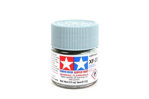 Tamiya 81723 Acrylic Mini XF-23 Light Blue