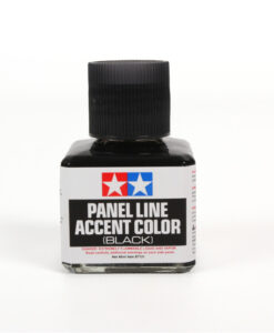 Tamiya 87131 Panel Line Accent Color Black