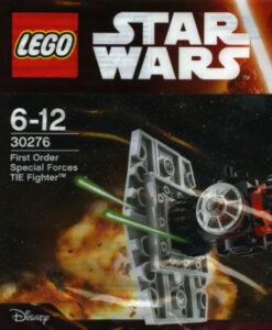 30276 LEGO Star Wars First Order TIE Fighter