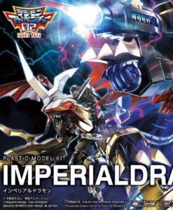 Digimon 02 Imperialdramon Figure-rise Standard Amplified