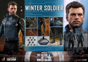 Falcon Winter Soldier Sixth Scale Figure TMS