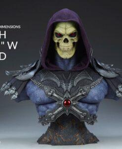 MOTU Skeletor Legends Life-Size Bust