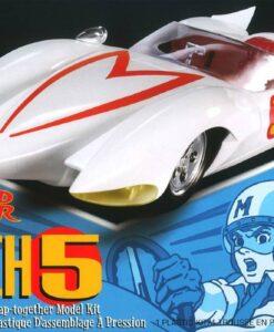 Speed Racer Mach 5 Plastic Model