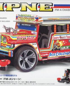 Tamiya 18717 Mini 4WD Dyipine Special REV Series