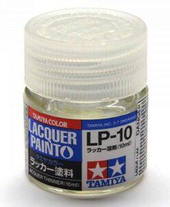 Tamiya 82110 Lacquer Thinner LP-10