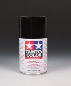 Tamiya 85006 Spray TS-6 Matt Black