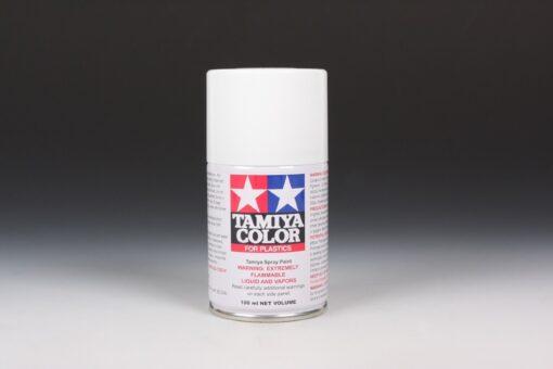 Tamiya 85027 Spray TS-27 Matt White