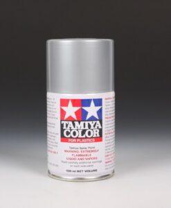 Tamiya 85083 Spray TS-83 Metallic Silver