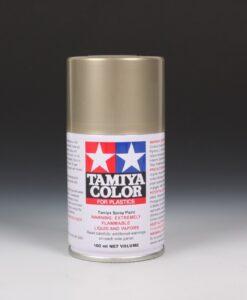 Tamiya 85084 Spray TS-84 Metallic Gold