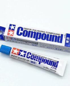 Tamiya 87069 Polishing Compound Fine