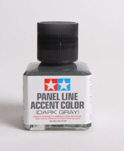 Tamiya 87199 Panel Line Accent Color Dark Gray