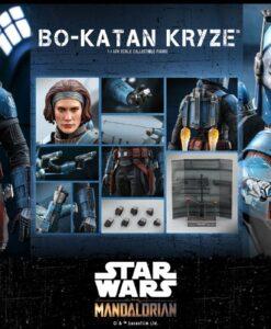 The Mandalorian Bo-Katan Kryze Sixth Scale Figure TMS