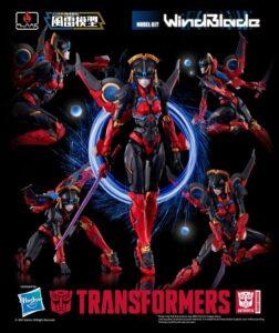 Transformers Furai Model Windblade